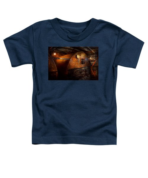 Steampunk - Plumbing - The Home Of A Stoker  Toddler T-Shirt