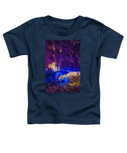 Stone Bridge - Full Height Toddler T-Shirt