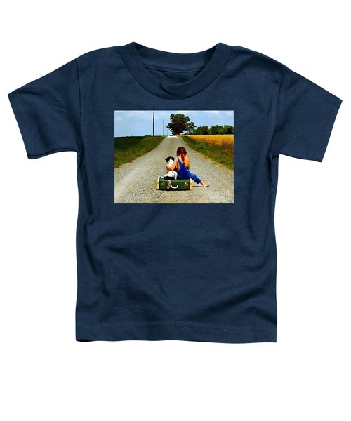 Summer Daze Toddler T-Shirt