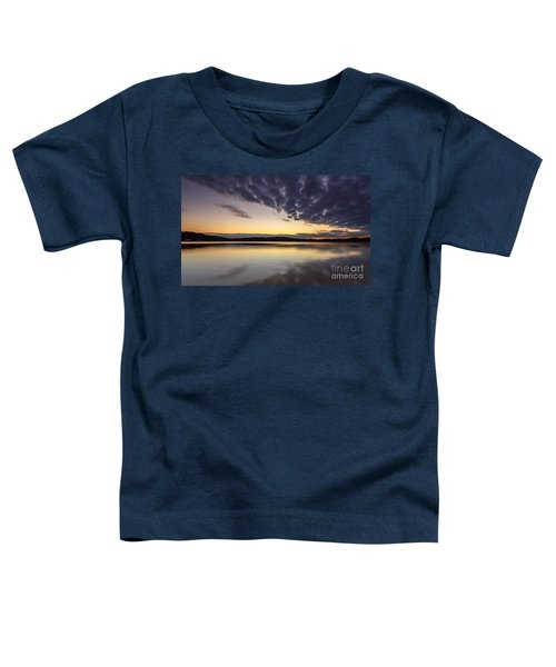 Sunrise On The Lake Toddler T-Shirt