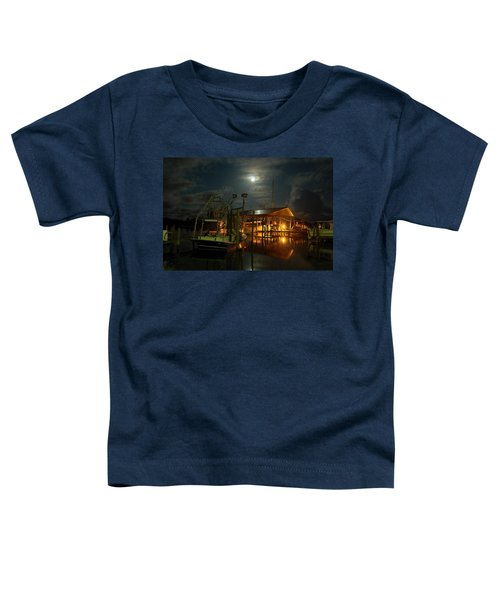 Super Moon At Nelsons Toddler T-Shirt