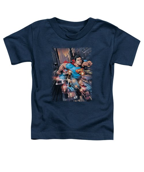 Superman - Action Comics #1 Toddler T-Shirt