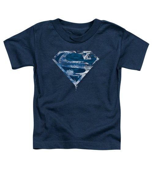 Superman - Water Shield Toddler T-Shirt