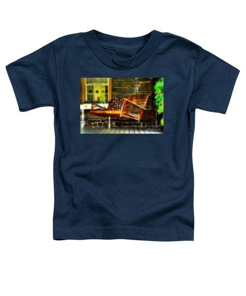 Swing Me Toddler T-Shirt
