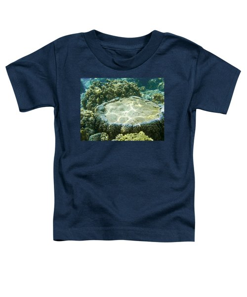Table Top Coral Toddler T-Shirt