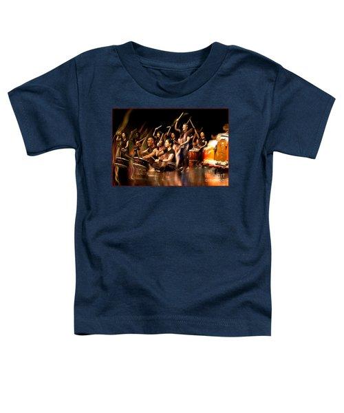 Taiko Flow Toddler T-Shirt