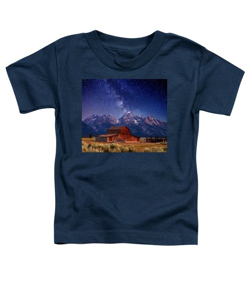 Teton Nights Toddler T-Shirt