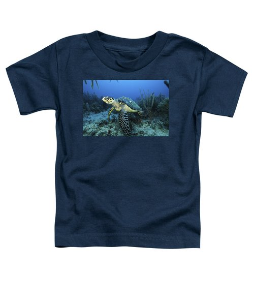 The Beauty Hawksbill Toddler T-Shirt