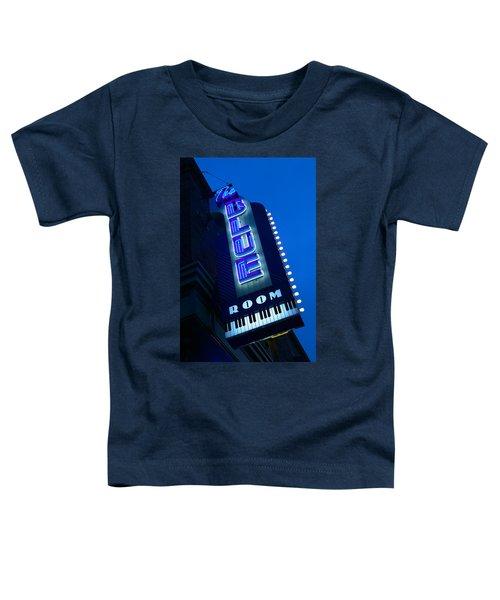 The Blue Room Jazz Club, 18th & Vine Toddler T-Shirt