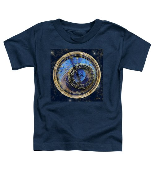 The Carousel Of Time Toddler T-Shirt