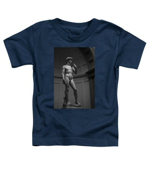 The David Toddler T-Shirt