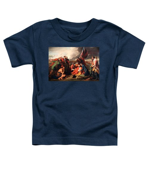 The Death Of General Wolfe Toddler T-Shirt