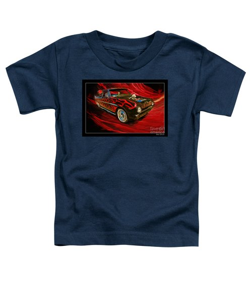 The Devil's Ride Toddler T-Shirt