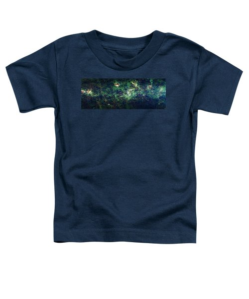The Milky Way Toddler T-Shirt
