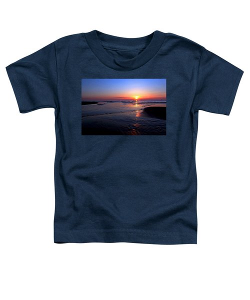 The North Sea Toddler T-Shirt
