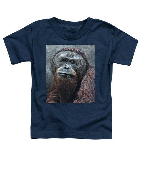 The Patriarch Toddler T-Shirt by Joachim G Pinkawa