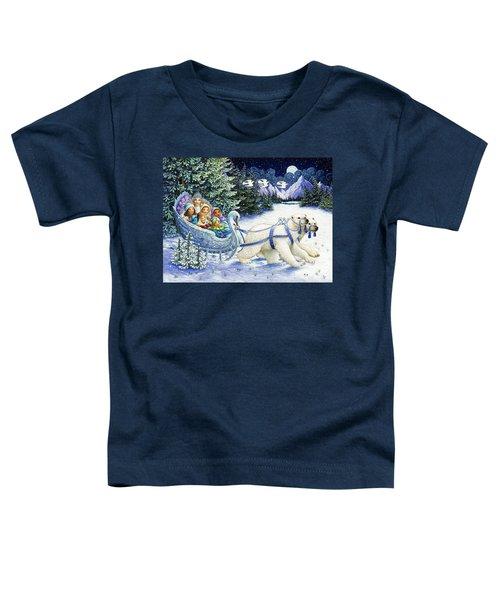 The Snow Queen Toddler T-Shirt