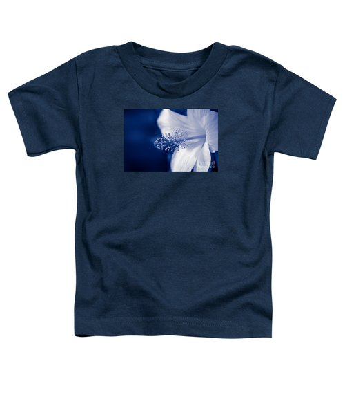 The Spring Wind Whisper Toddler T-Shirt by Sharon Mau