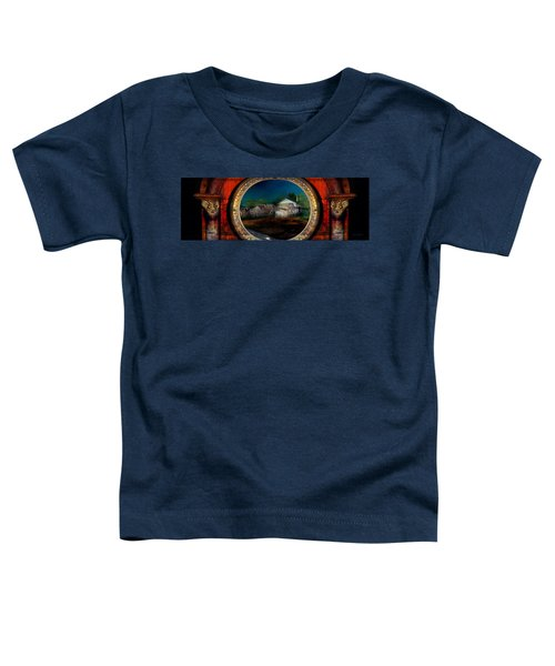 The Street On The River Toddler T-Shirt
