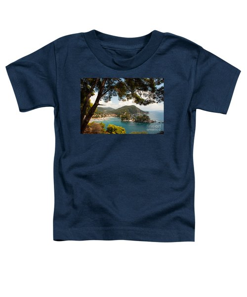The Town Of Parga - 2 Toddler T-Shirt