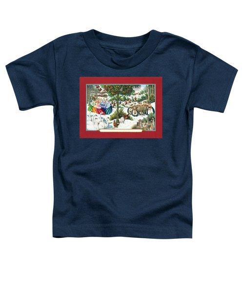 The Twelve Days Of Christmas Toddler T-Shirt