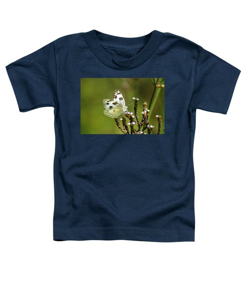 The Western White Toddler T-Shirt