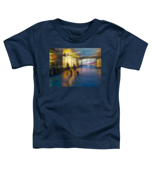 Toddler T-Shirt featuring the photograph This Is How We Roll by Alex Lapidus