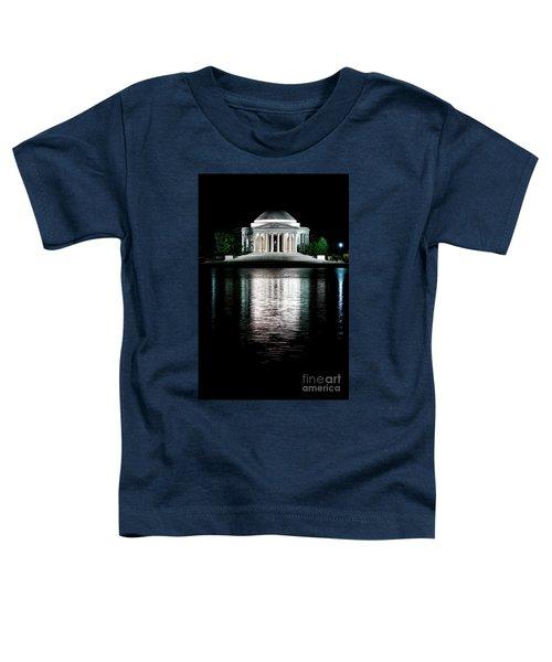 Thomas Jefferson Forever Toddler T-Shirt