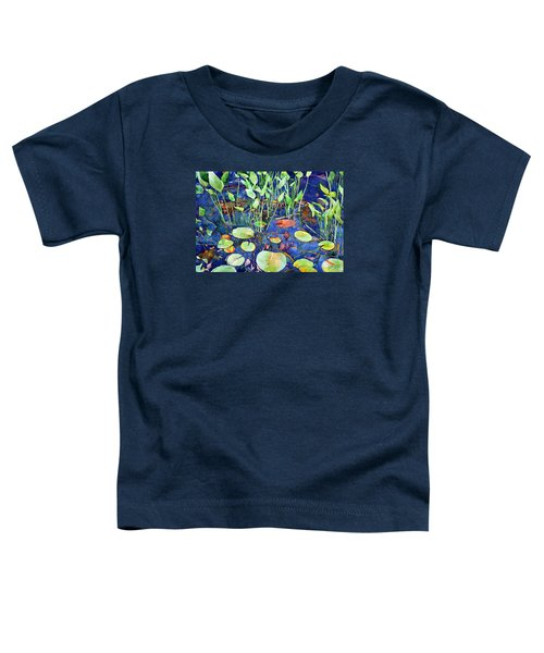 Thoughts Turn To Spring Toddler T-Shirt