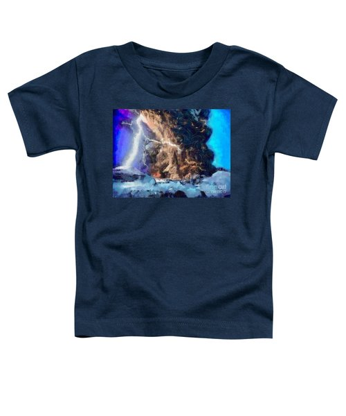 Thunder Struck Toddler T-Shirt
