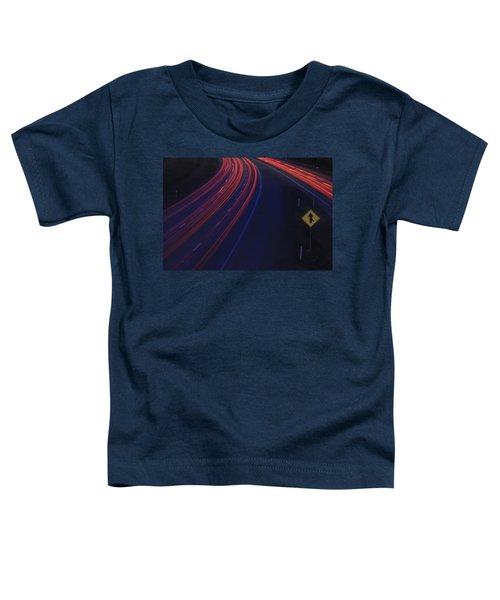 Trail Blazing Toddler T-Shirt