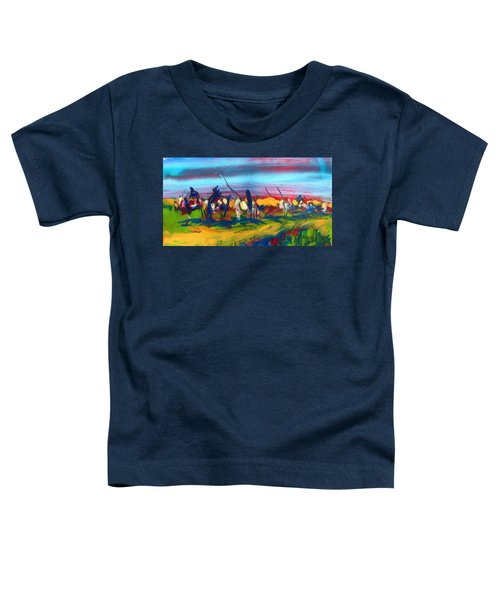 Trail Of Tears Toddler T-Shirt