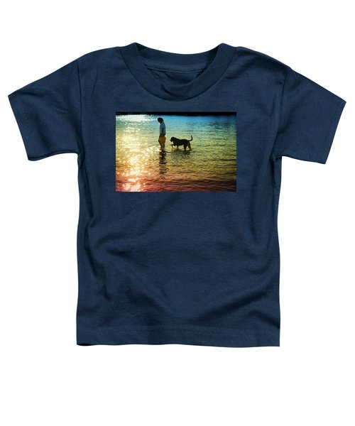 Tripping The Light Fantastic Toddler T-Shirt