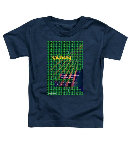 Twelve Days Toddler T-Shirt