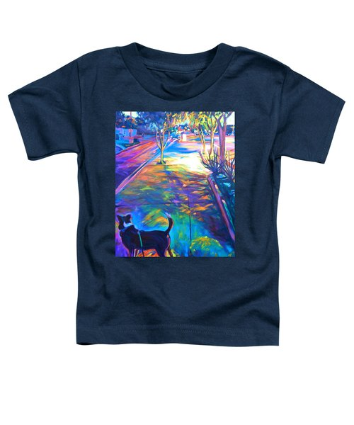 Scout At Twilight Toddler T-Shirt