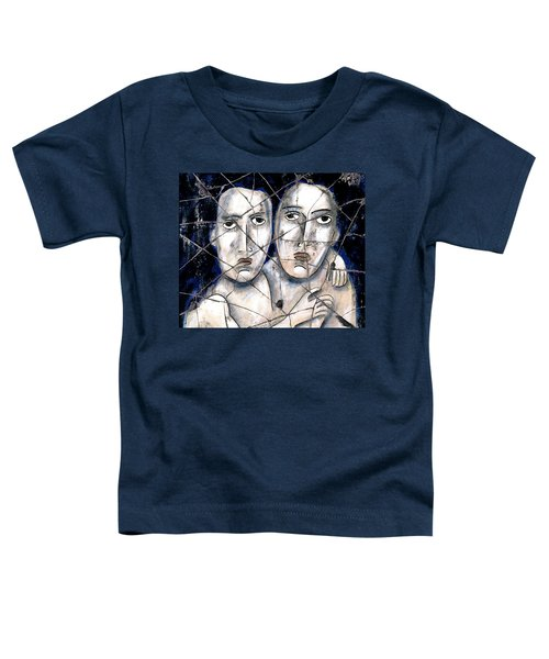 Two Souls - Study No. 1 Toddler T-Shirt