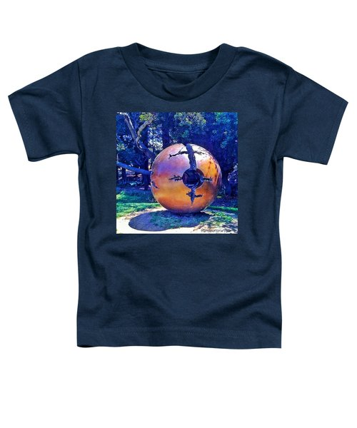 Uc Berkeley Orb For The Toddler T-Shirt