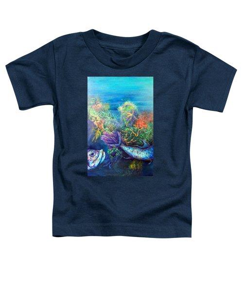 Jesus Reef  Toddler T-Shirt