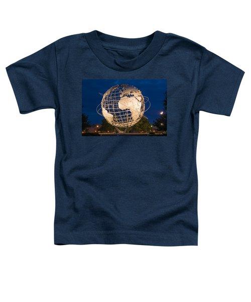 Unisphere Nights Toddler T-Shirt