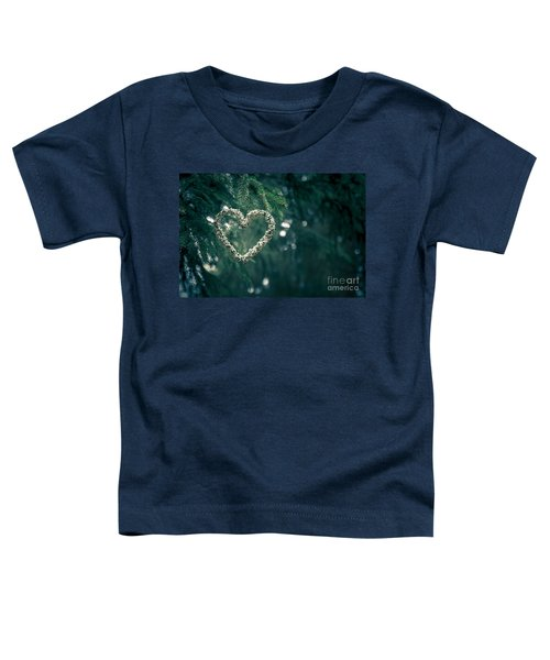 Valentine's Day In Nature Toddler T-Shirt