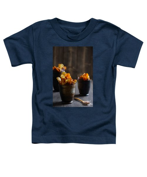 Vegetable Crisps Toddler T-Shirt