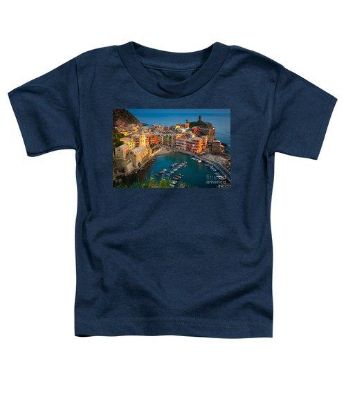 Vernazza Pomeriggio Toddler T-Shirt