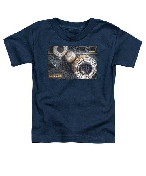 Vintage Argus C3 35mm Film Camera Toddler T-Shirt