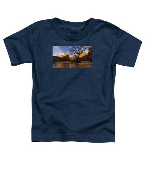 Virgin Reflection Toddler T-Shirt