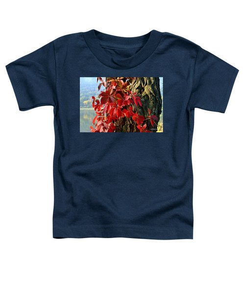 Virginia Creeper Toddler T-Shirt