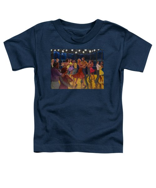 Water Waltz Toddler T-Shirt