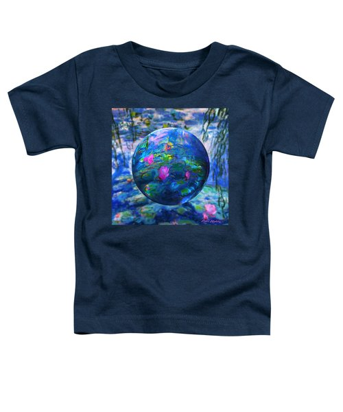 Lilly Pond Toddler T-Shirt