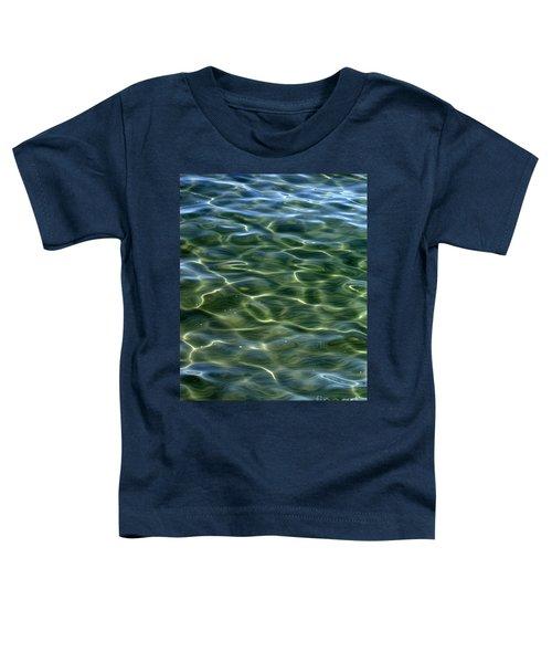 Waves On Lake Tahoe Toddler T-Shirt