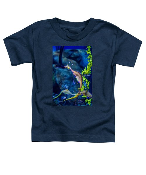 Weedy Seadragon Toddler T-Shirt