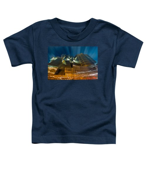 Weisman Art Museum Toddler T-Shirt by Mark Goodman